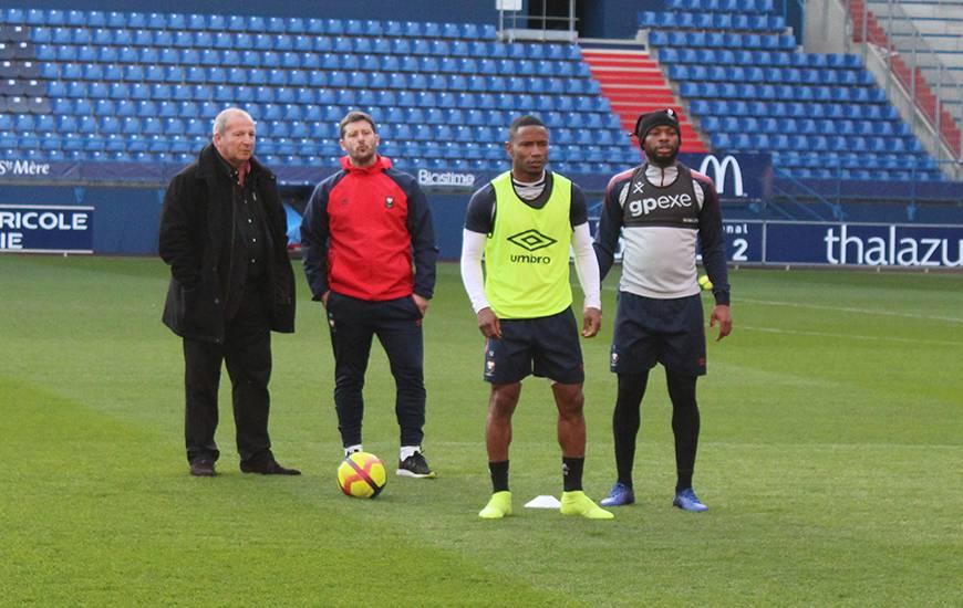 [26e journée de L1] Toulouse FC 1-1 SM Caen Courbis