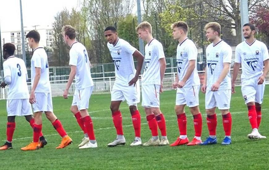 Les U17 Nationaux de Matthieu Ballon affronteront Le Havre dimanche pour tenter de revenir à hauteur du LOSC en tête du classement
