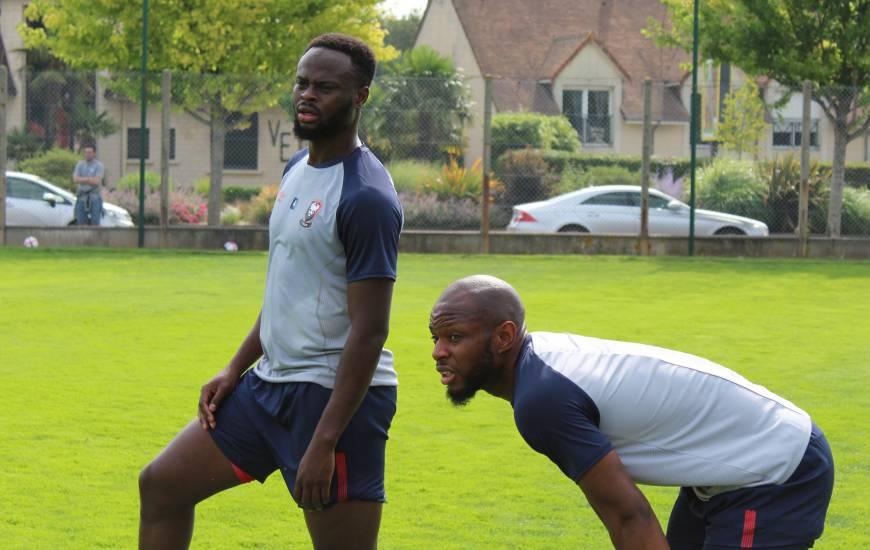 Après plus de trois mois d'absence, Ismaël Diomandé a fait son retour à la compétition avec l'équipe réserve le week-end dernier