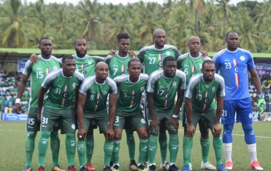 Chaker Alhadhur et les Comores ont créé la surprise face au Cameroun en obtenant le match nul (1-1) devant leur public