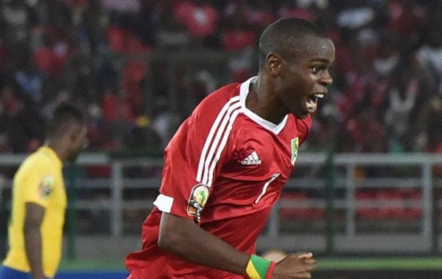 Prince Oniangué a inscrit le troisième but du Congo Brazzaville face au Libéria jeudi soir, Fayçal Fajr a aussi marqué avec le Maroc