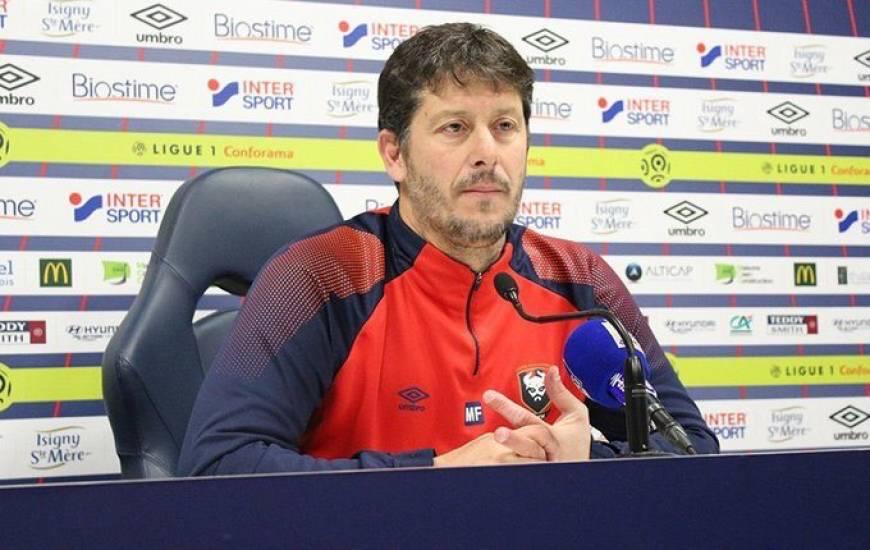 Fabien Mercadal a exprimé ce midi devant la presse, sa conviction que le Stade Malherbe Caen évoluera de nouveau en Ligue 1 Conforama la saison prochaine
