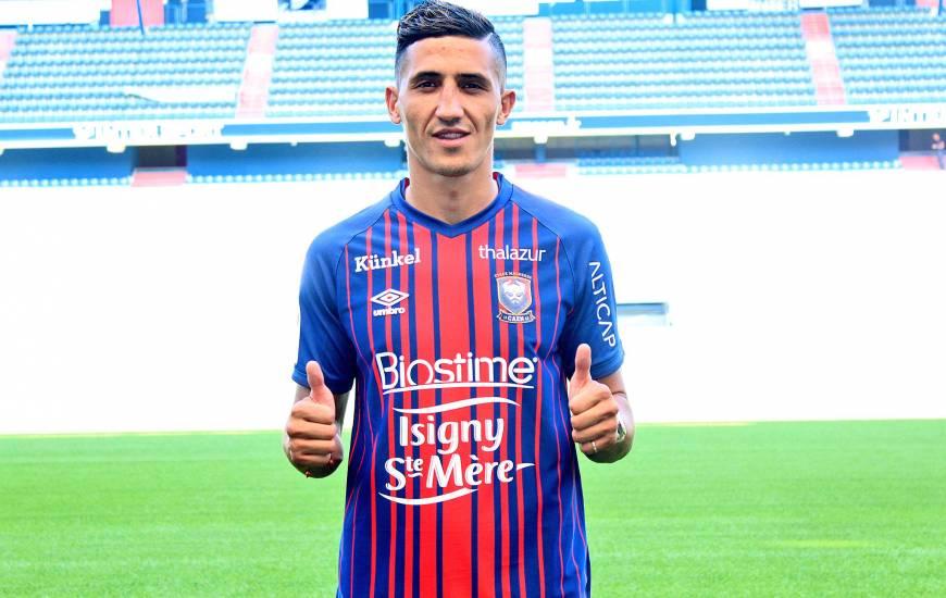 Fayçal Fajr redécouvre le Stade Michel d'Ornano