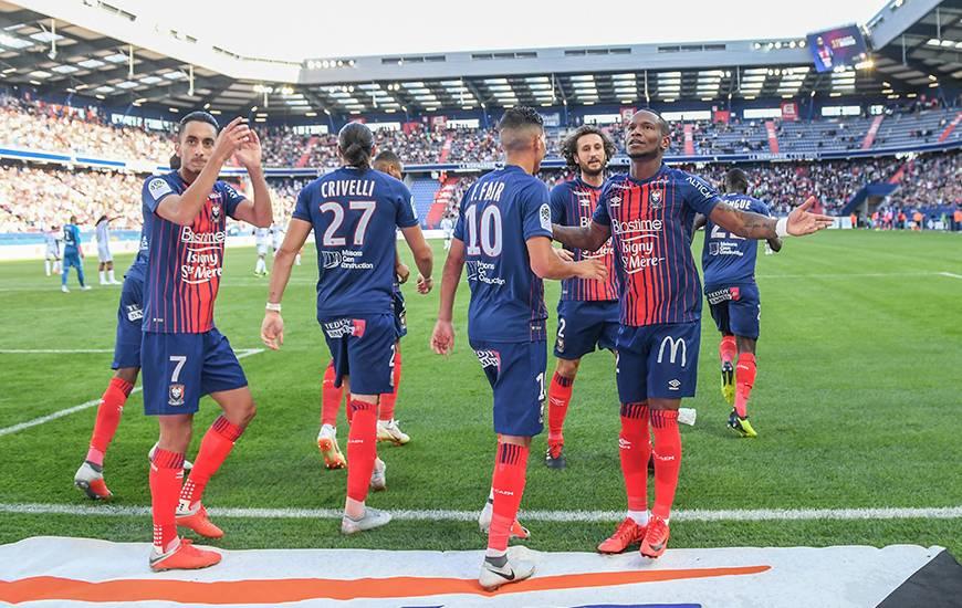 [7e journée de L1] SM Caen 2-2 Montpellier HSC Herault