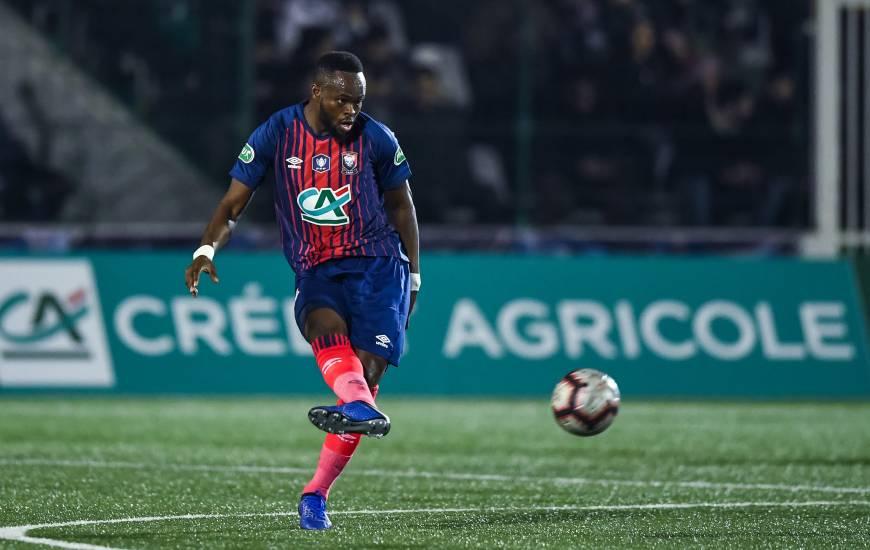 Ismaël Diomandé et le Stade Malherbe Caen tenteront de se qualifier pour les 8es de la Coupe de France sur la pelouse de l'ES Viry Châtillon
