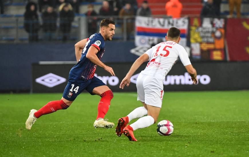 [31e journée de L1] Nimes O 2-0 SM Caen Icon_bap_051218_93_138