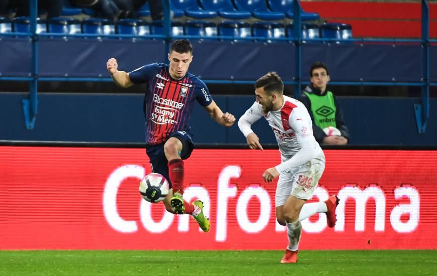 [31e journée de L1] Nimes O 2-0 SM Caen Icon_bap_051218_93_94