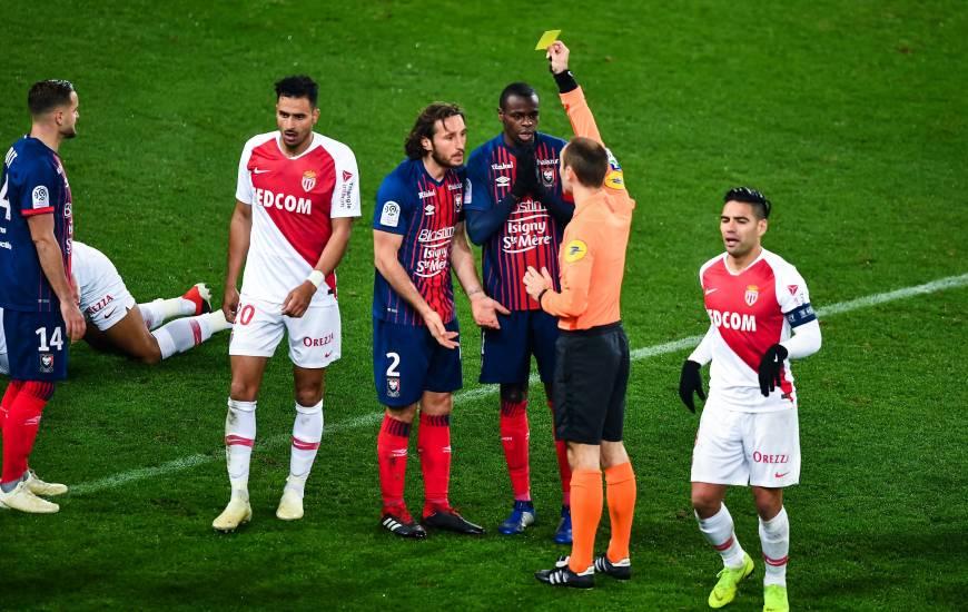 Thomas Léonard avait averti Paul Baysse lors de la rencontre face à l'AS Monaco, Falcao avait ouvert le score sur le coup-franc concédé