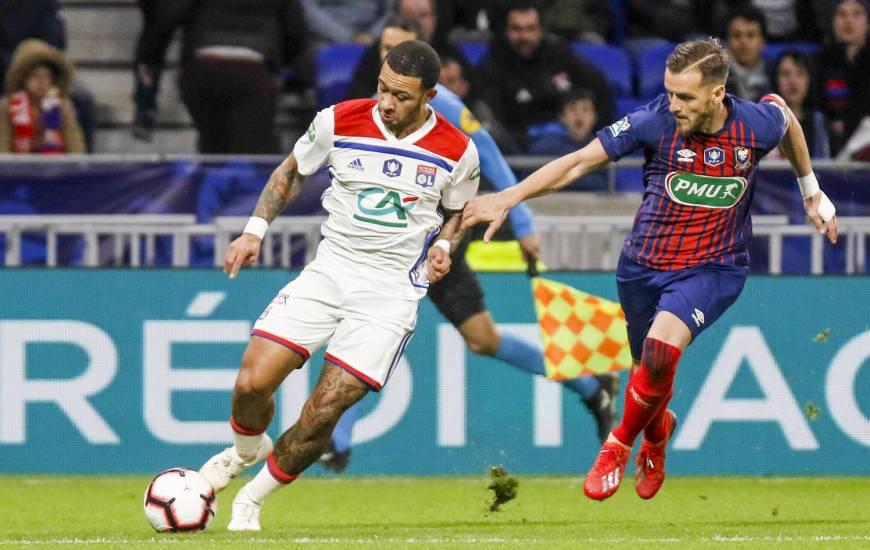 Jonathan Gradit tentera de stopper les attaques de l'OL, la plus en forme de Ligue 1 Conforama sur les 4 derniers matchs
