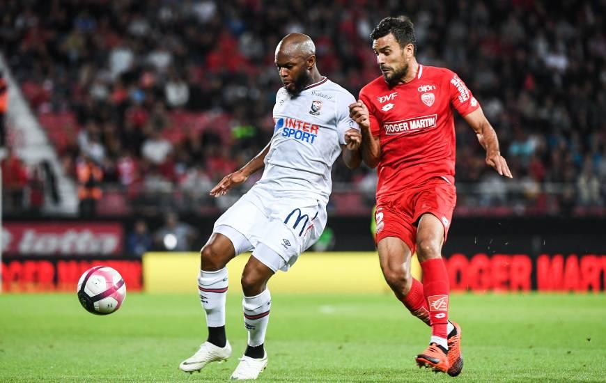 Baïssama Sankoh et les caennais s'étaient imposés sur le score de 2-0 au début du mois de septembre, la seule victoire à l'extérieur cette saison