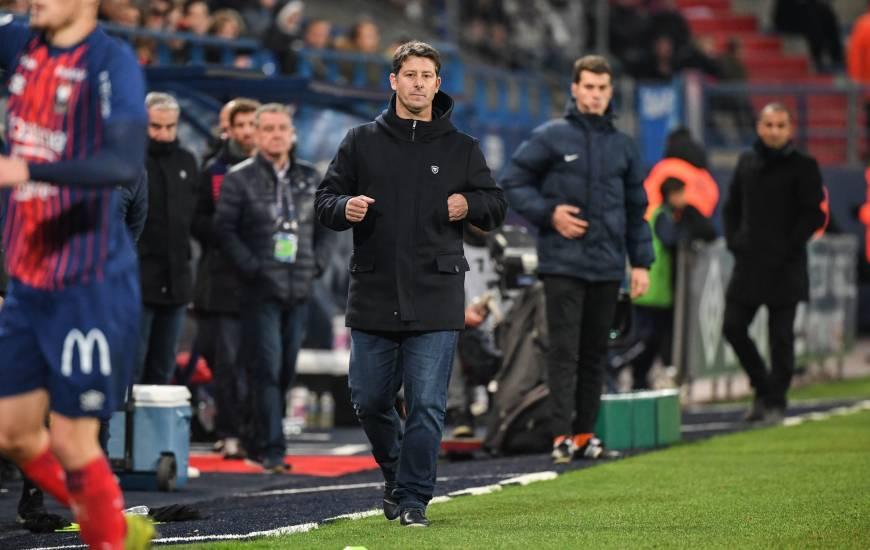 Les joueurs de Fabien Mercadal ont réalisé une bonne première demi-heure avant que le Stade Rennais prenne le jeu à son compte