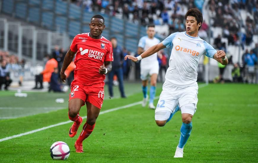 Le Stade Malherbe s'était incliné sur la pelouse du Vélodrome (2-0) lors du match aller au Vélodrome