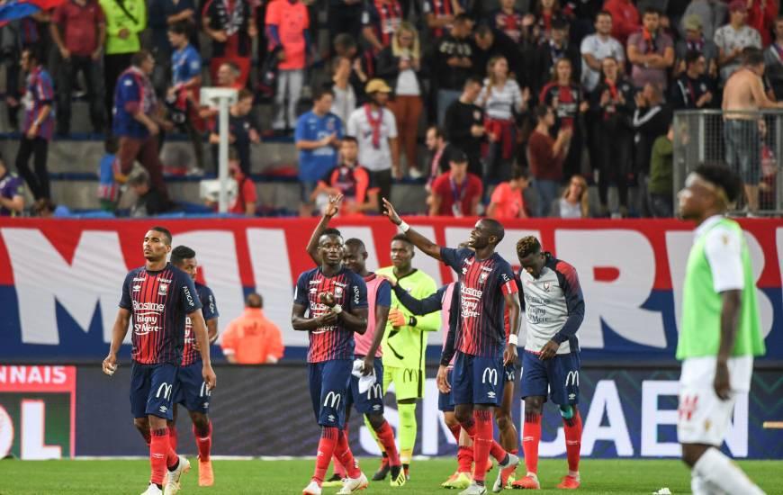 Le Stade Malherbe Caen va disputer deux matchs en l'espace de trois jours sur la pelouse du Stade Michel d'Ornano