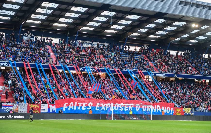 Près de 19 500 personnes présentes pour ce dernier match de la saison face aux Girondins de Bordeaux samedi soir