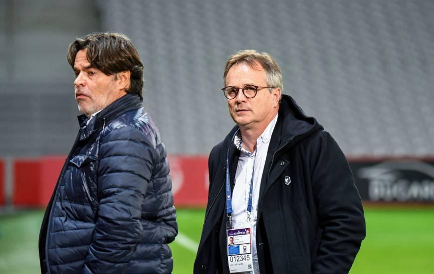 Membre du directoire cette saison, Fabrice Clément succède à Gilles Sergent à la présidence du Stade Malherbe Caen