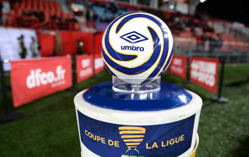 Le Stade Malherbe ne verra pas les 8es de la Coupe de la Ligue BKT après l'élimination sur le terrain du Dijon FCO