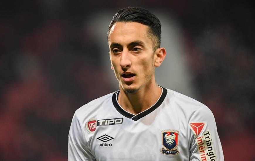 Saïf-Eddine Khaoui avait disputé une partie du match face au Niger avec la Tunisie il y a quelques semaines