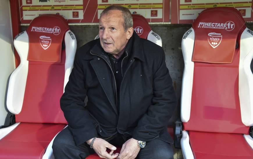 Rollan Courbis a expliqué l'importance des prochains matchs à domicile pour le Stade Malherbe Caen dans la course au maintien
