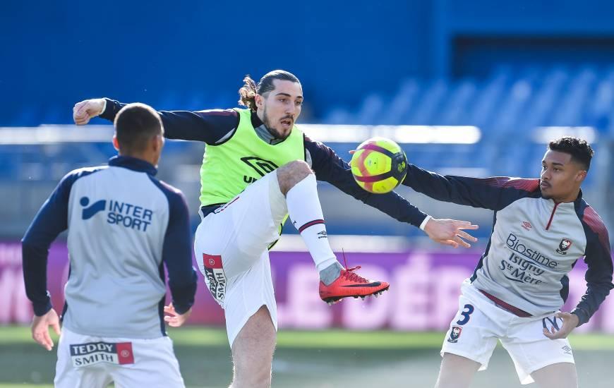 Contrairement aux deux dernières sorties en Ligue 1 Conforama, les caennais tenteront de marquer face à Régis Gurtner qui a gardé sa cage inviolé qu'une seule fois au cours des 10 derniers matchs
