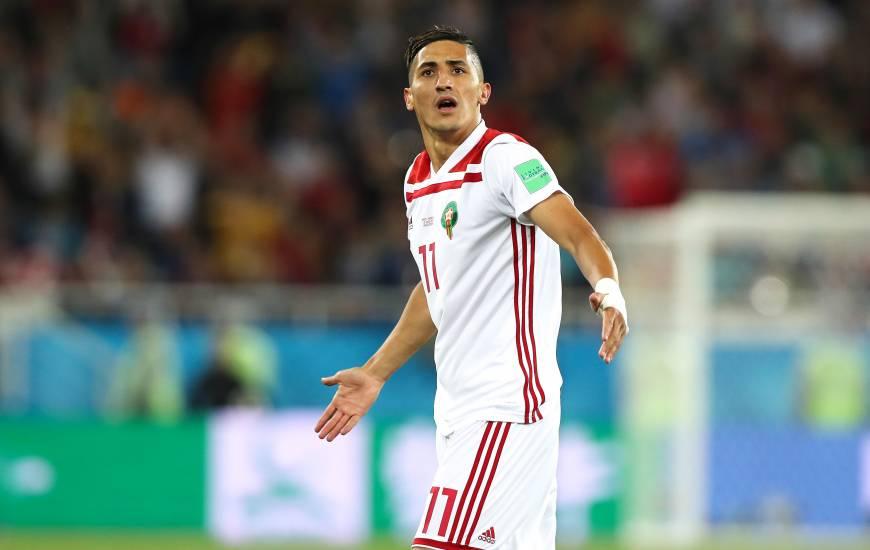 Fayçal Fajr fait partie de la préliste du Maroc pour préparer la Coupe d'Afrique des Nations 2019