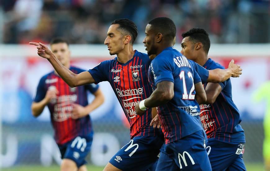 Saïf-Eddine Khaoui et le Stade Malherbe Caen avaient réussi à prendre 1 point face au Montpellier HSC fin septembre