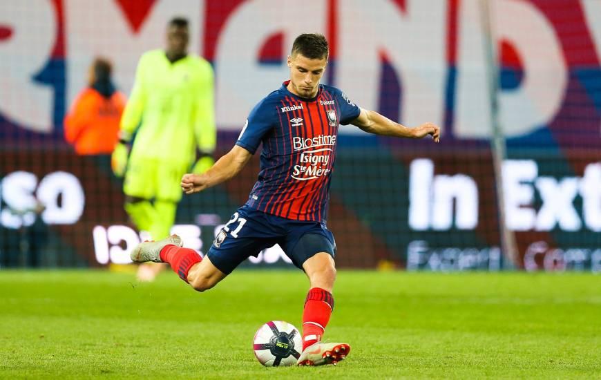 Cfa Girondins : Frédéric Guilbert, joueur de l'année à Caen - Formation Girondins