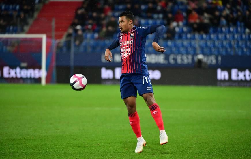 Blessé il y a quinze jours à La Mosson, Yoël Armougom sera de retour demain pour la réception du FC Nantes à d'Ornano