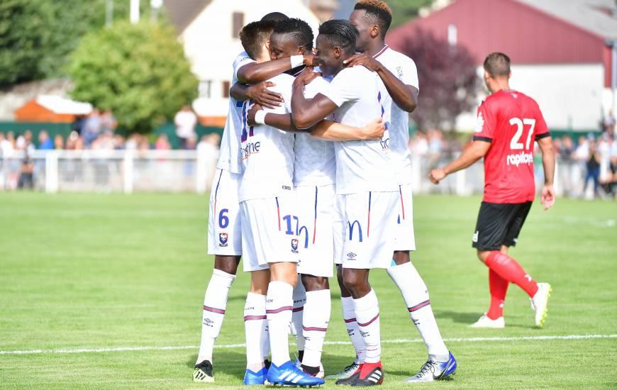 [1e journée de L1] Paris SG 3-0 SM Caen Joie