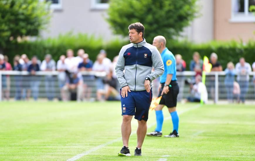 Fabien Mercadal peut commencer à tirer des conclusions dans cette préparation, encore deux semaines pour les Caennais afin de régler les derniers détails avant de retrouver les terrains de Ligue 1 Conforama
