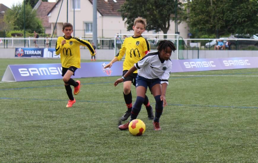 L'objectif pour les jeunes joueurs de la région d'affronter les meilleures équipes U11 de France début juin