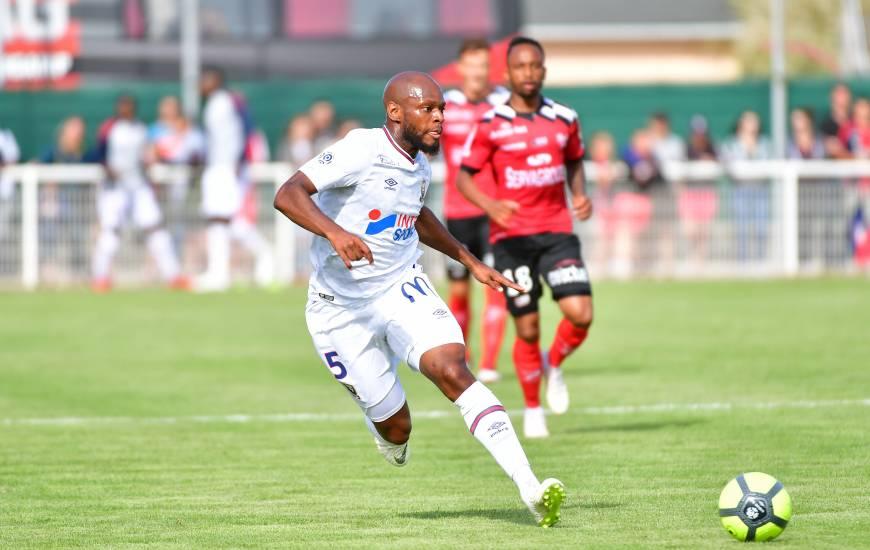 [10e journée de L1] SM Caen 0-0 EA Guingamp Sankoh__0