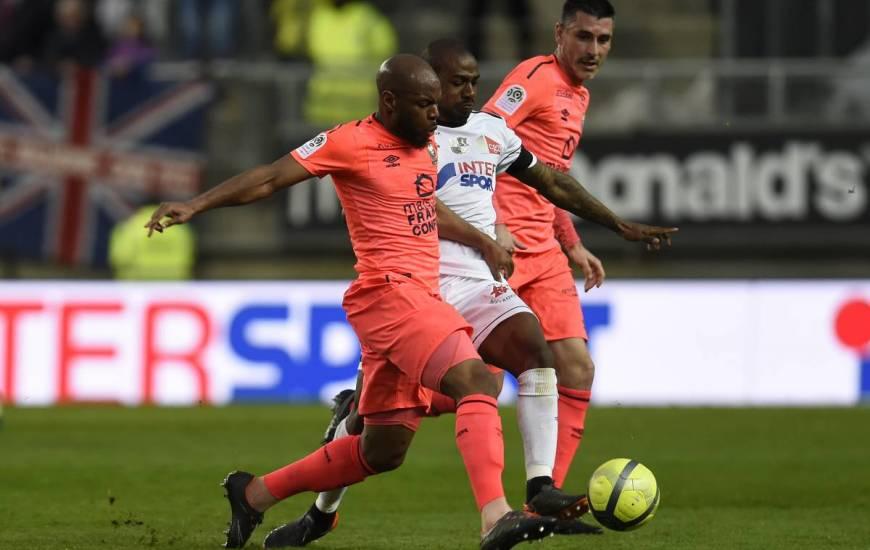 Le Stade Malherbe Caen va disputer seulement son deuxième match en Ligue 1 Conforama sur la pelouse de La Licorne