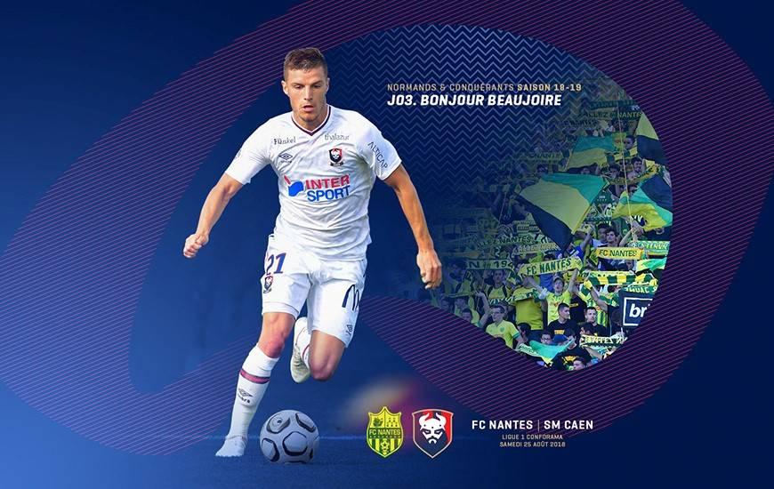 [3e journée de L1] FC Nantes 1-1 SM Caen  Sdc