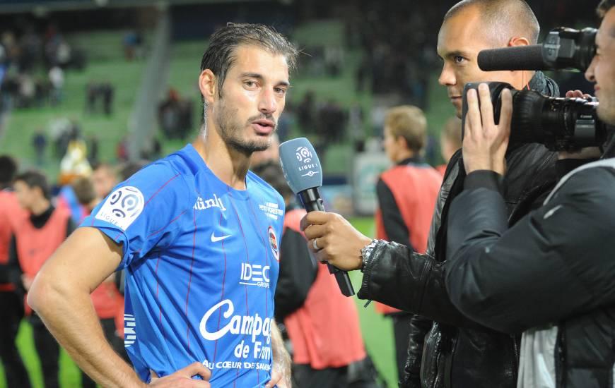 [2e journée de L1] SM Caen 1-1 OGC Nice Seube_tv_1