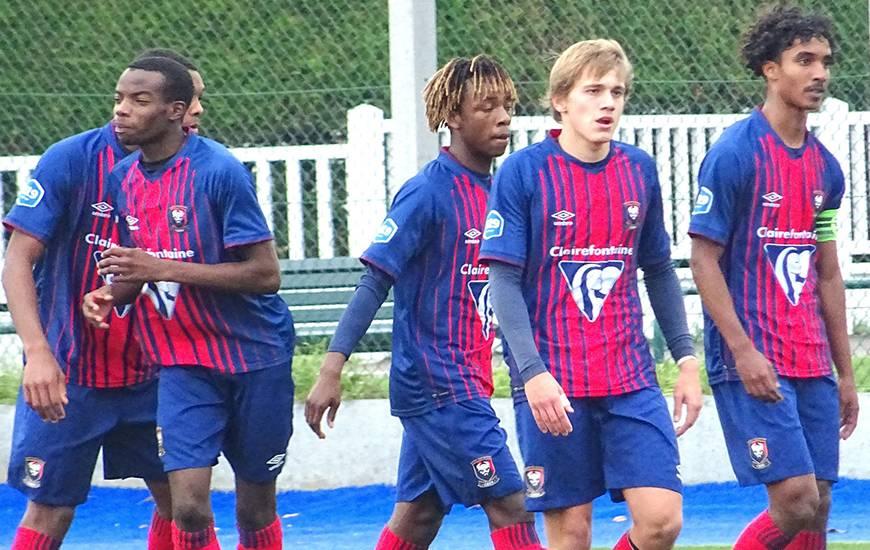 Les U19 Nationaux comptent 7 points d'avance sur leur dauphin, le Paris SG à la fin des matchs aller