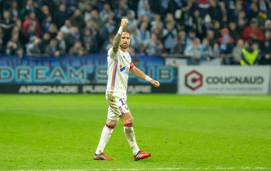 Anthony Gonçlaves et les Caennais viennent de prendre sept points lors des trois dernières rencontres