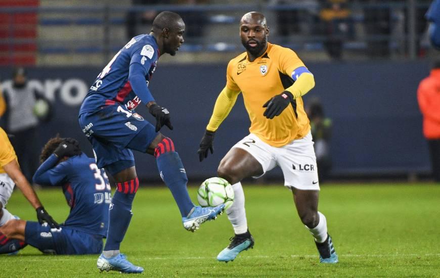 Grâce à leur victoire de lundi soir, les Caennais restent sur neuf matchs consécutifs sans défaite