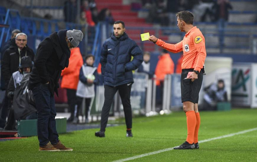 Comme Jessy Pi, Jessy Deminguet et Hugo Vandermersch, Pascal Dupraz est sous la menace d'un match de suspension