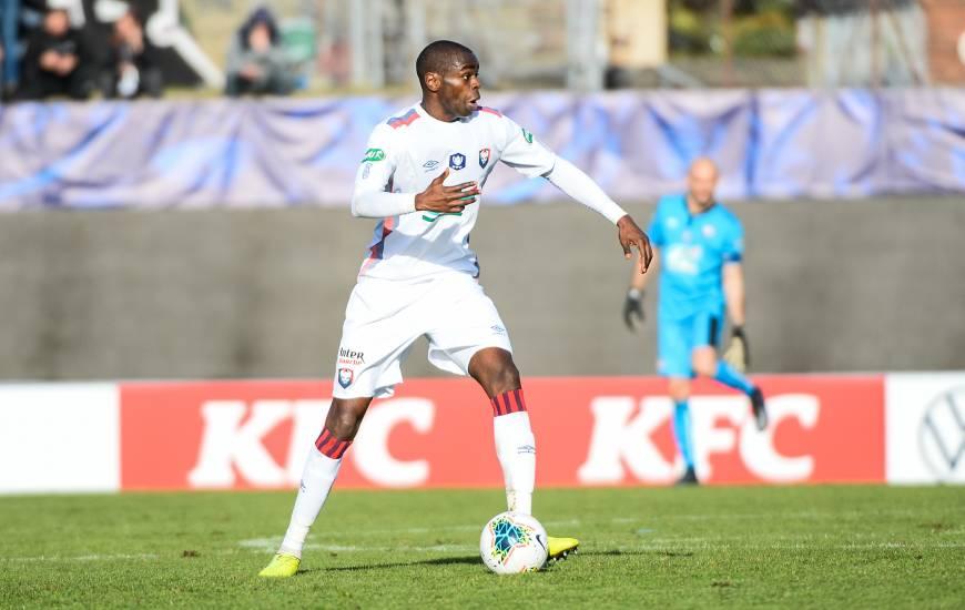 Prince Oniangué et le Stade Malherbe vont tenter de rejoindre une nouvelle fois les 8es de la Coupe de France