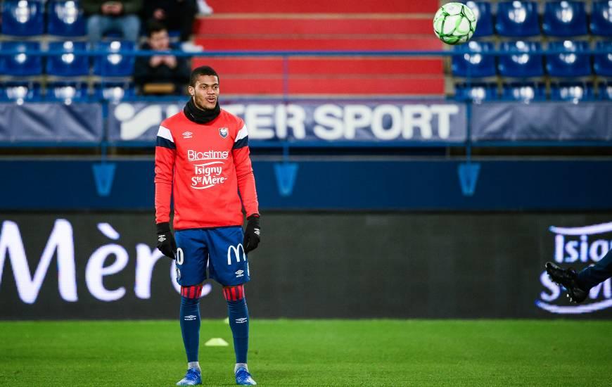 [24e journée de L2] Havre AC 1-1 SM Caen Bap_040220_94_016