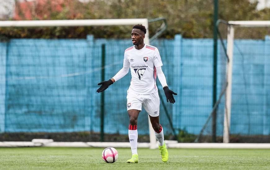 Jason Ngouabi pourrait disputer le tour élite pour l'EURO 2020 à la fin du mois de mars avec l'Équipe de France U17