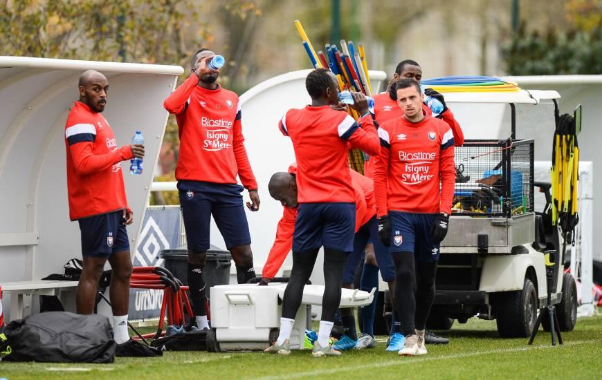 Les joueurs du Stade Malherbe Caen se déplacent vendredi soir sur la pelouse de Valenciennes
