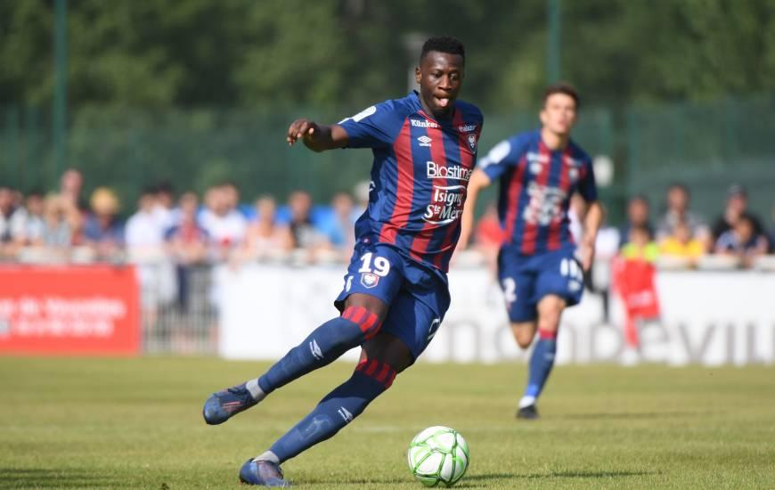 [1e journée de L2] FC Sochaux 0-0 SM Caen Dib_5670