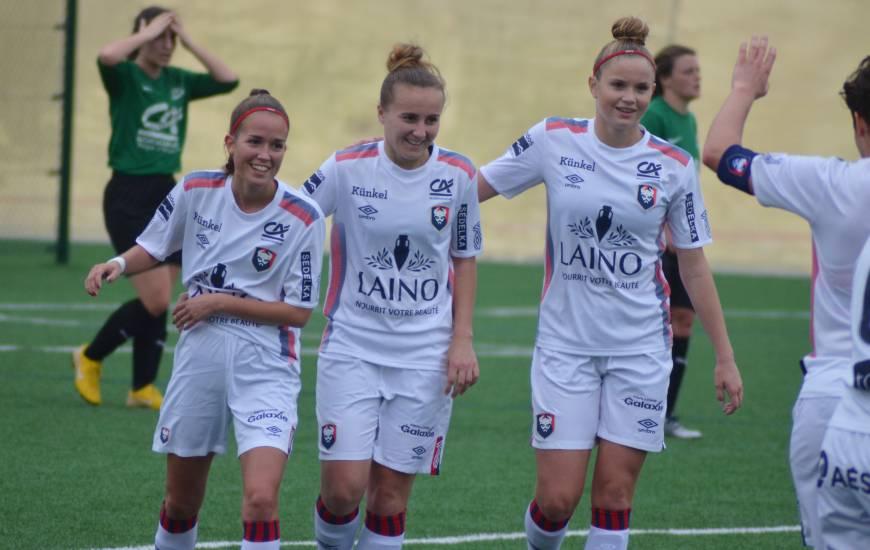 Après Mondeville et Alençon, les joueuses du Stade Malherbe devront se défaire de Routot pour atteindre les 64es de finale de la Coupe de France