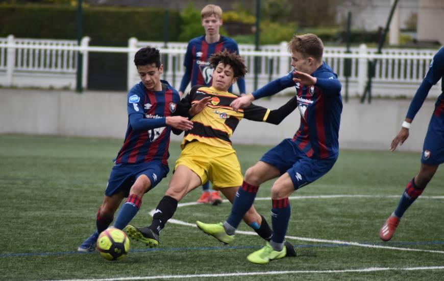 Après trois semaines sans compétition officielle, les U19 Nationaux du Stade Malherbe se déplacent au Havre dimanche