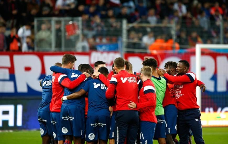 Le Stade Malherbe Caen se déplacera au Stade Océane pour la première fois depuis 2013