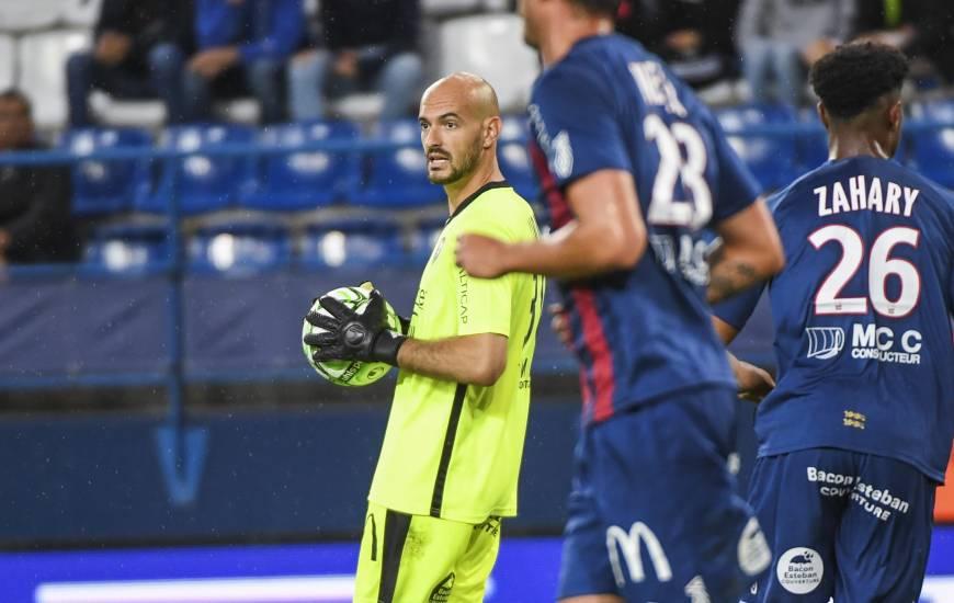 Le Stade Malherbe Caen et rémy Riou recevront le FC Nantes dans le cadre d'un match amical le 5 septembre