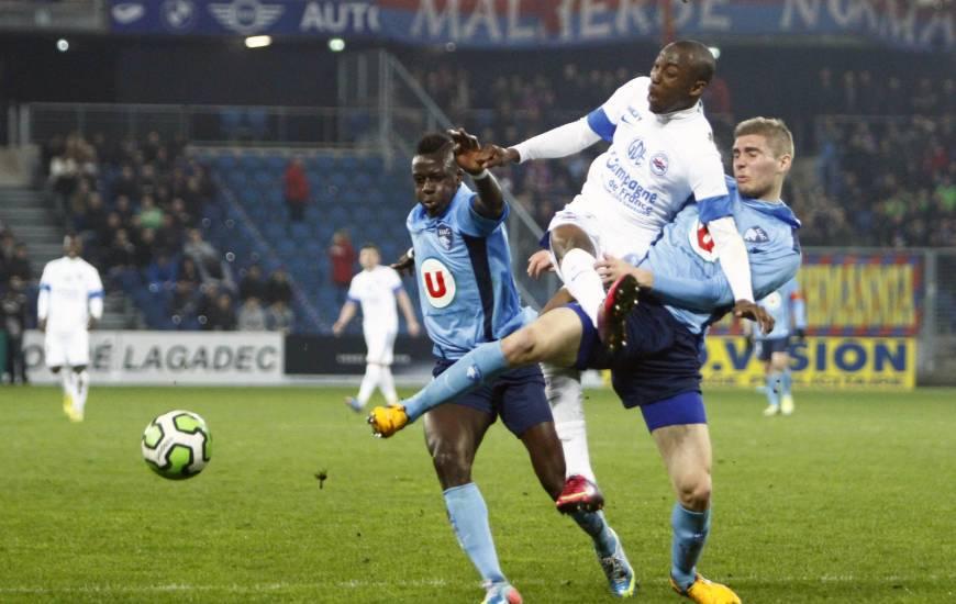 Auteur de deux matchs nuls au stade Océane, le Stade Malherbe est invaincu dans le stade du HAC inauguré en 2012
