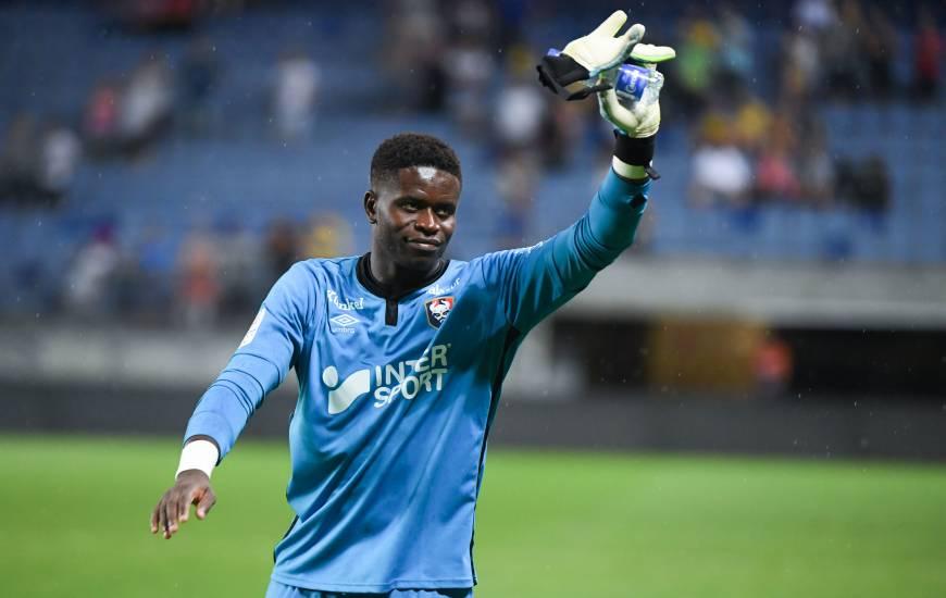Après deux saisons passées au Stade Malherbe Caen, Brice Samba traverse la Manche et rejoint Nottingham Forest
