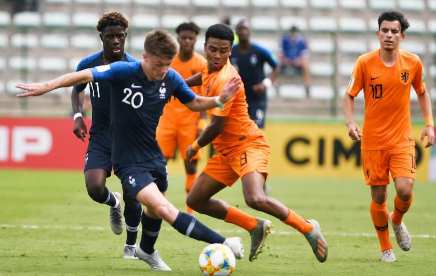 Johann Lepenant va retrouver la sélection U18 quelques mois après le mondial disputé au Brésil